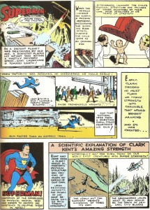 Superman - Action Comics nr. 1