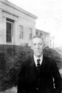 Lovecraft 1935
