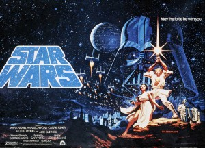 Plakat for Episode IV