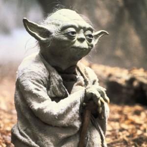 Yoda er tilfreds med den nye film.