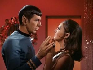 Spock på hemmelig mission