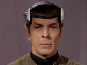 Spock minus hjerne